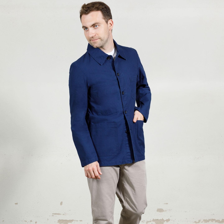 Workwear Jacket in twill fabric 1G/4 hydrone