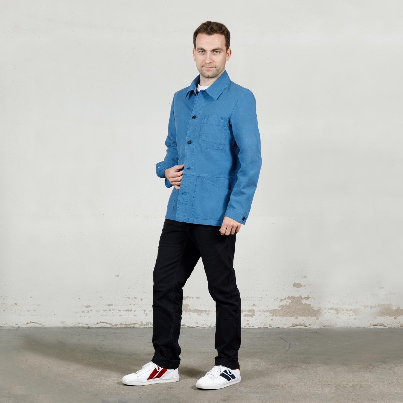 Veste Workwear en Coton...