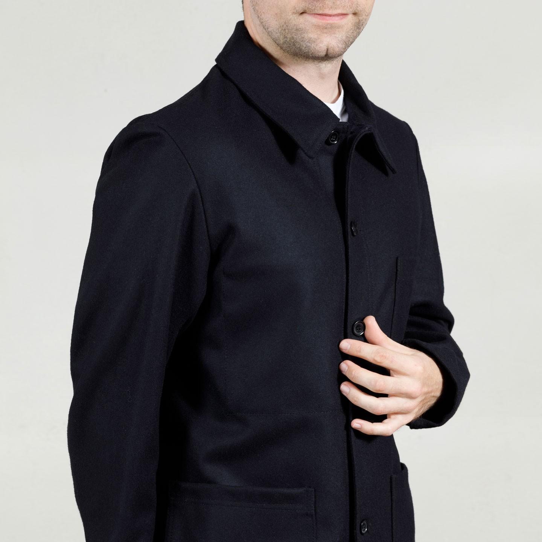 Veste workwear en drap 2F/4