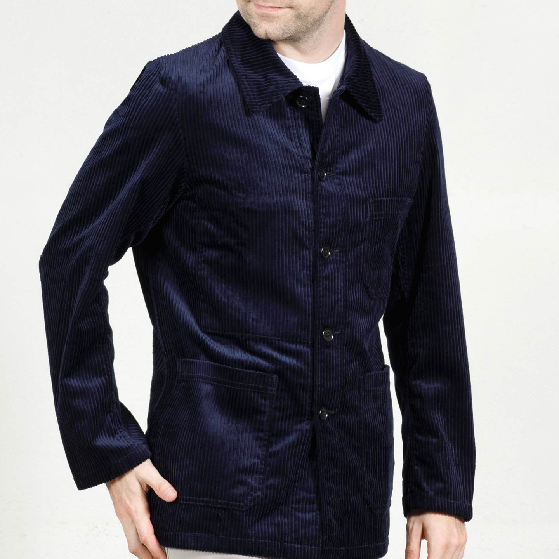 Veste workwear en velours côtelé 9L/4