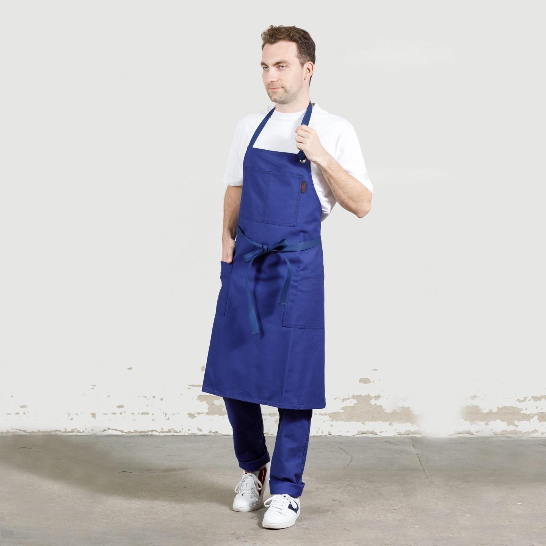 Organic twill apron 1G/1221CO