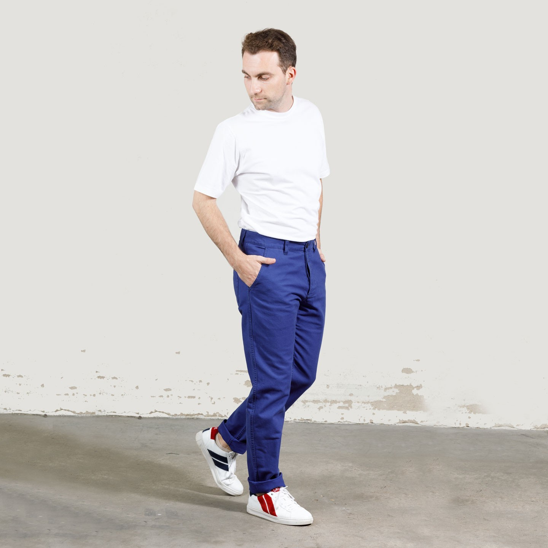 Workwear click clack hairgrip organic pants 1G/264