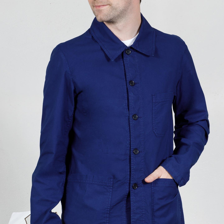 Workwear Jacket in light canvas 4N/5