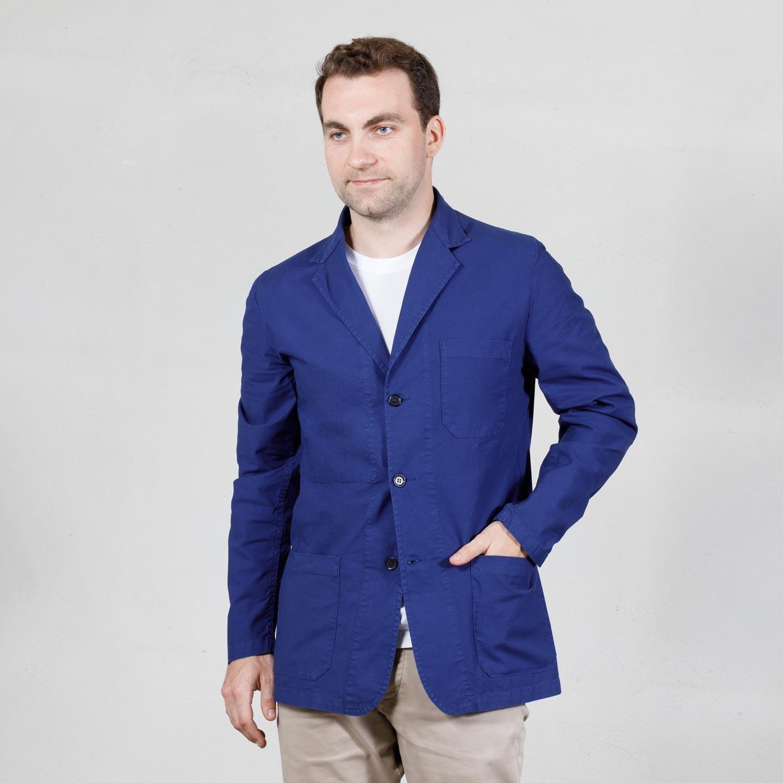 Veston workwear en toile légère 4N/24