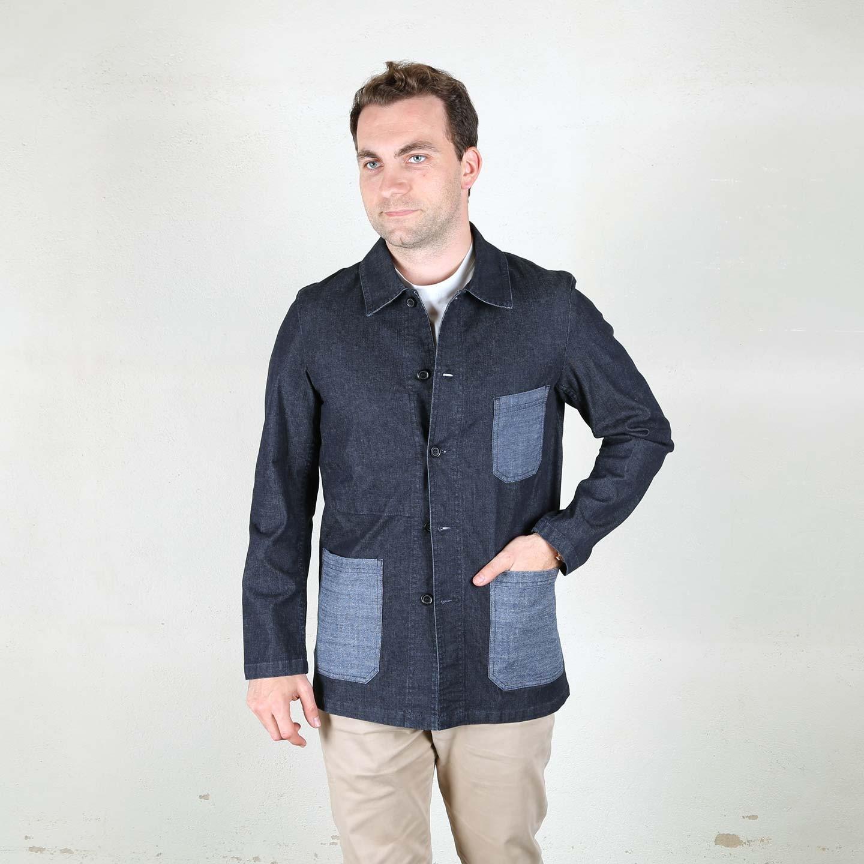 Veste workwear Arlequin en croisé 5R/4