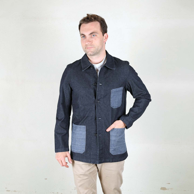 Workwear Harlequin denim Jacket 5R/4