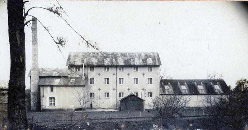 Arriere usine 1933